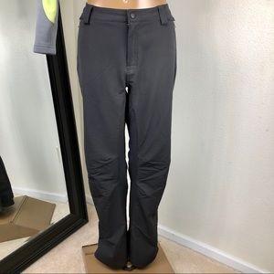 REI Hiking Utility Pants Nylon Spandex Blend 12